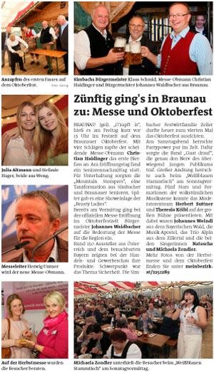 Bezirksrundschau Braunau