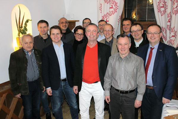 Vorstand Braunauer Ausstellungsverein